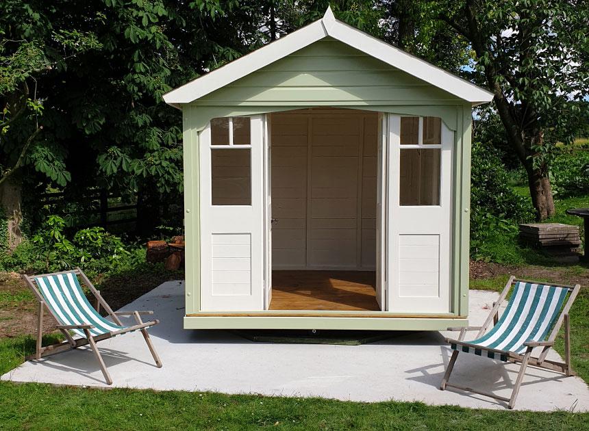 The Revolving Summerhouse Company - The Appleton Plus Summer House
